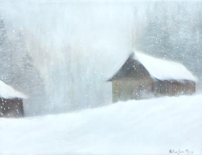 Paysage hivernal_3 @ Gilles Jean-Marie1