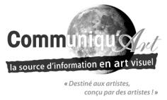 LOGO Noir Communiqu'ART1