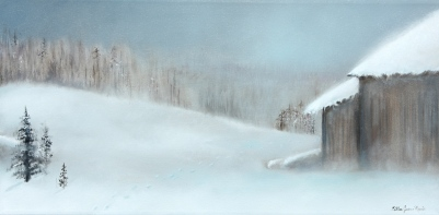 Paysage hivernal_2 @ Gilles Jean-Marie