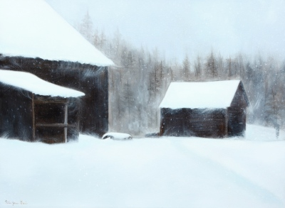 Paysage hivernal_4 @ Gilles Jean-Marie