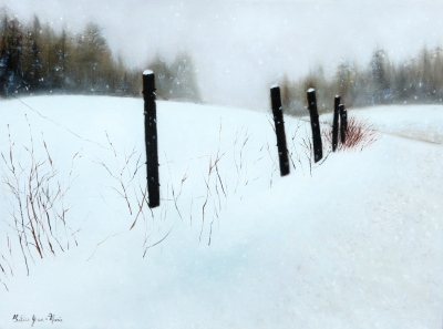 Paysage hivernal_8 @ Gilles Jean-Marie