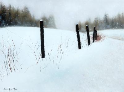 Paysage hivernal_8 @ Gilles Jean-Marie