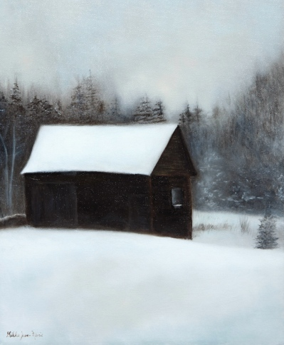 Paysage hivernal_9 @ Gilles Jean-Marie