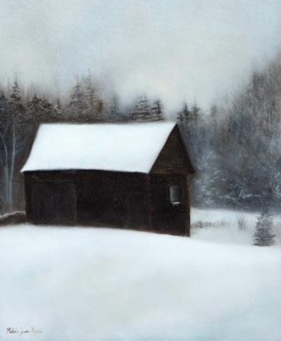 Paysage hivernal_9 @ Gilles Jean-Marie